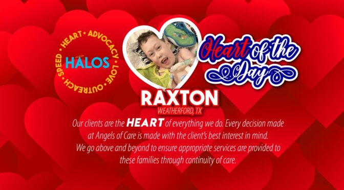 Raxton - Heart of the day